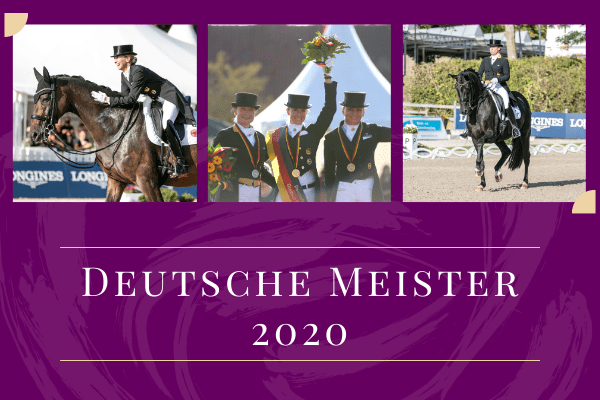 Die Deutschen Meister 2020