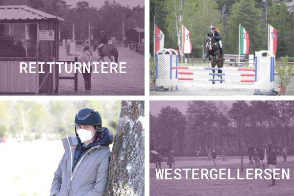 Reitturniere 2020 in Westergellersen
