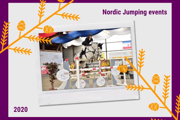 In Negernbötel filmen wir die Nordic Jumping events
